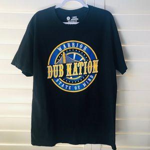Men's Golden State Warriors Dub Nation T-Shirt